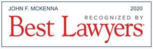 John McKenna - Best Lawyers 2020
