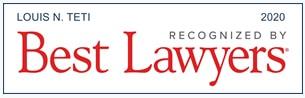 Lou Teti - Best Lawyers 2020