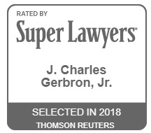 J. Charles Gerbron selected Rising Star 2018