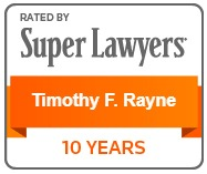 Super Lawyers 10 years