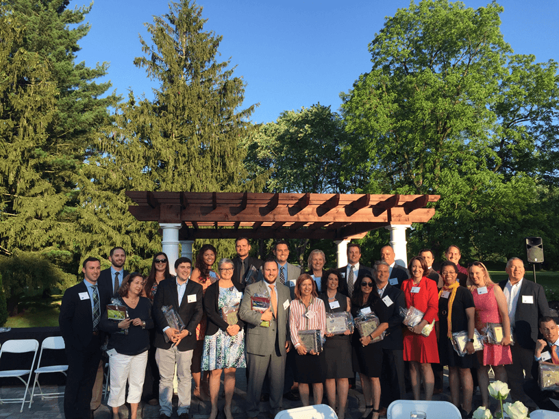 Graduates of the Leadership Chester County (LCC) Class of 2016, Downingtown Country Club