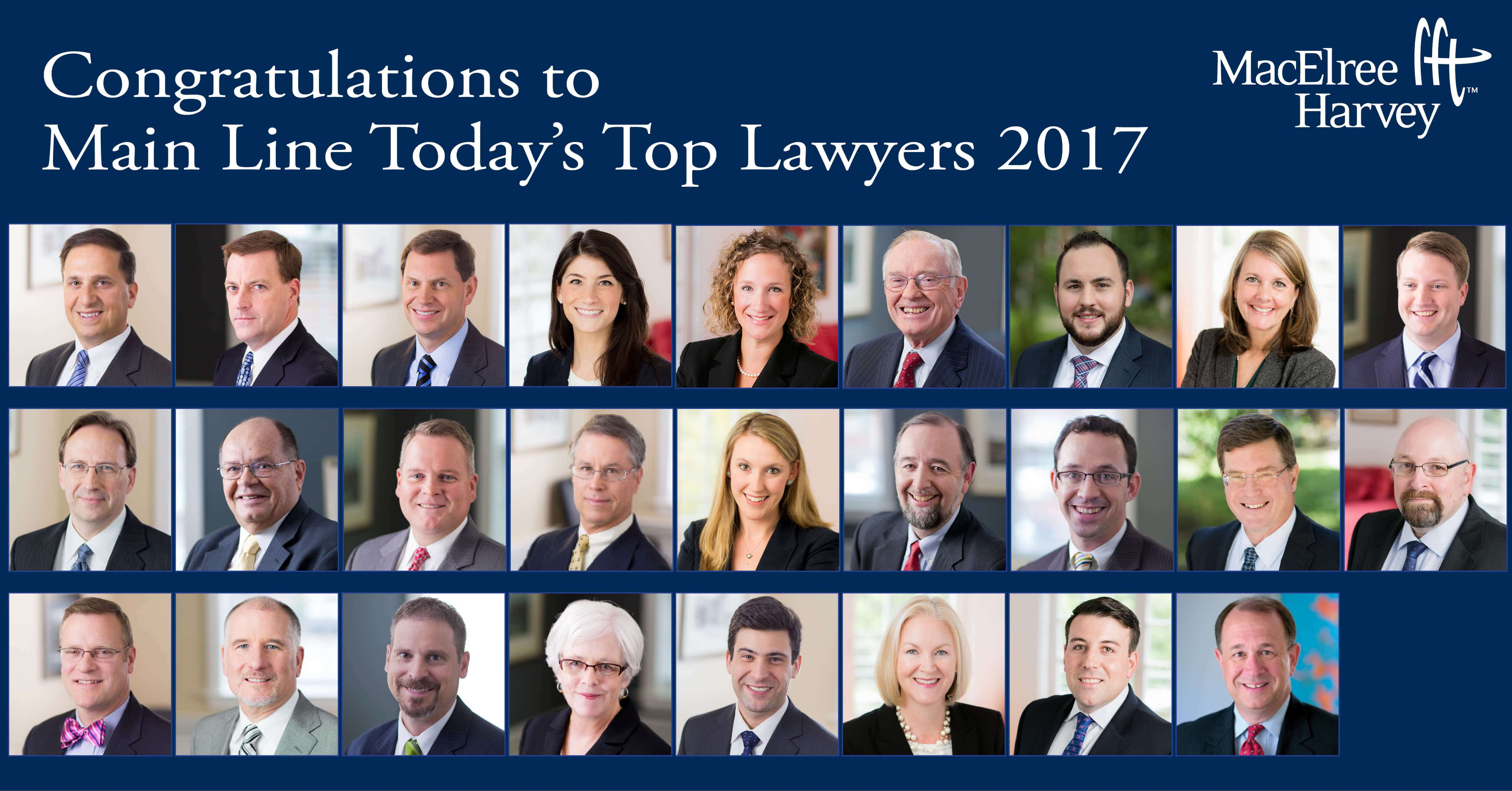 Top Lawyers 2017
