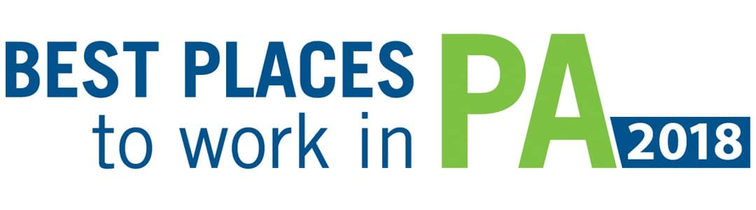 Best Places to Work in PA 2018