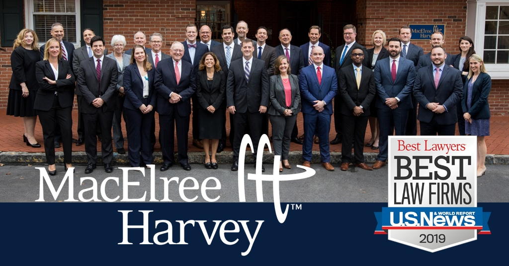 MacElree Harvey Best Law Firms 2019