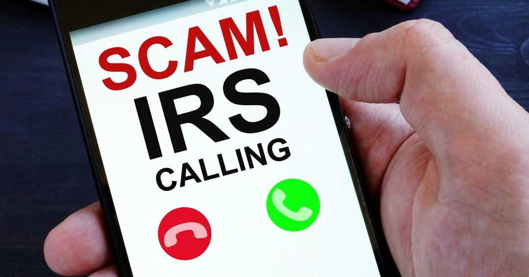IRS Scams - ID 142276643 © Designer491 | Dreamstime.com