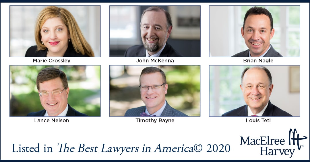 6 MacElree Harvey Attorneys Named to The Best Lawyers in